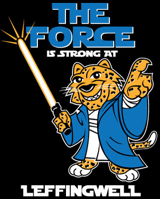 The Force Is Strong at Leffingwell